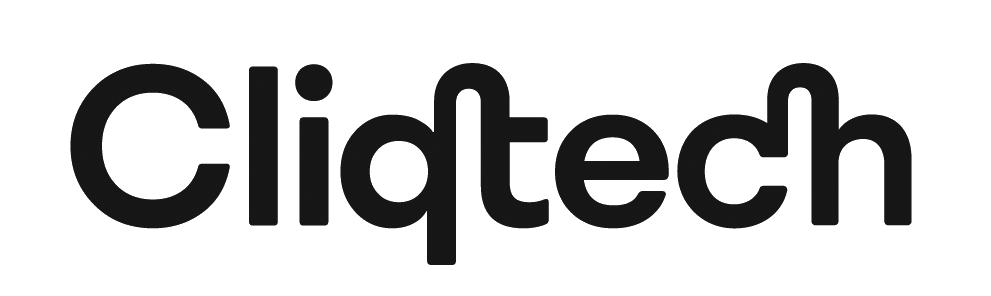 Cliqtech Logo Bw